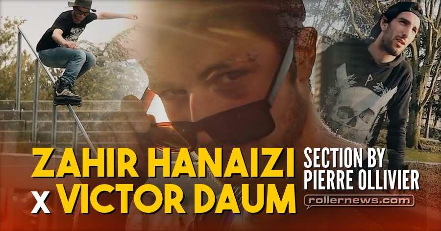 Zahir Hanaizi x Victor Daum - DOB4 Section by Pierre Ollivier