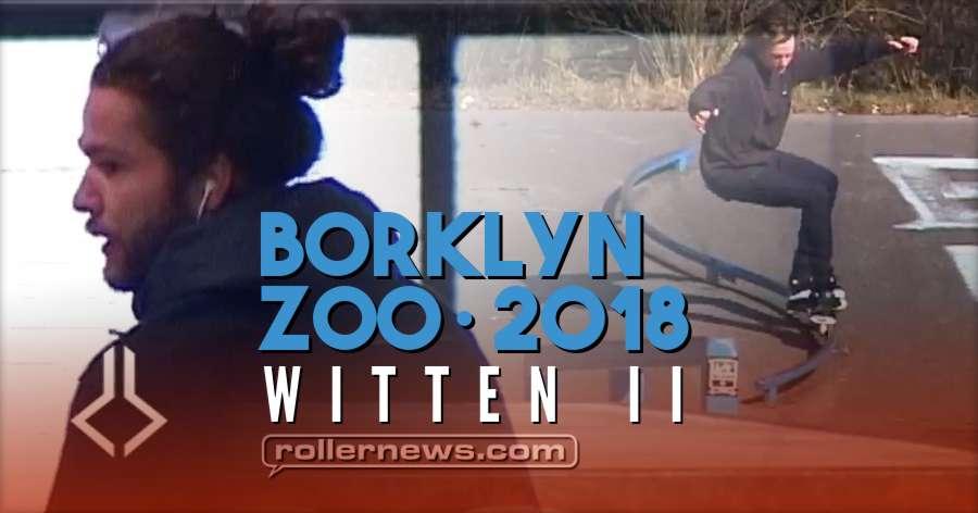 Borklyn Zoo - Witten II (2018) with Eugen Enin & Sven Ischen