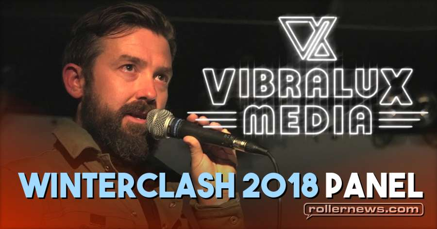 Adam Johnson - Winterclash 2018 Panel