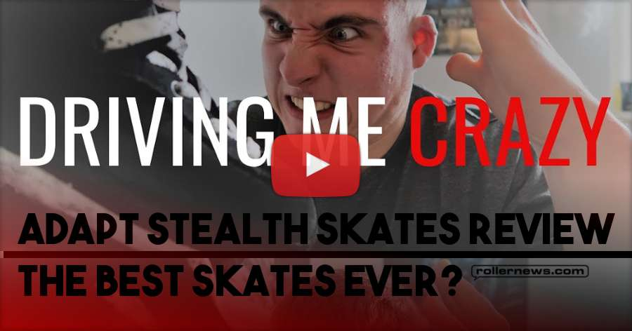 Adapt Stealth Skates Review | The best skates ever?
