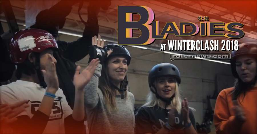 Bladies at Winterclash 2018 - Bladies TV Edit