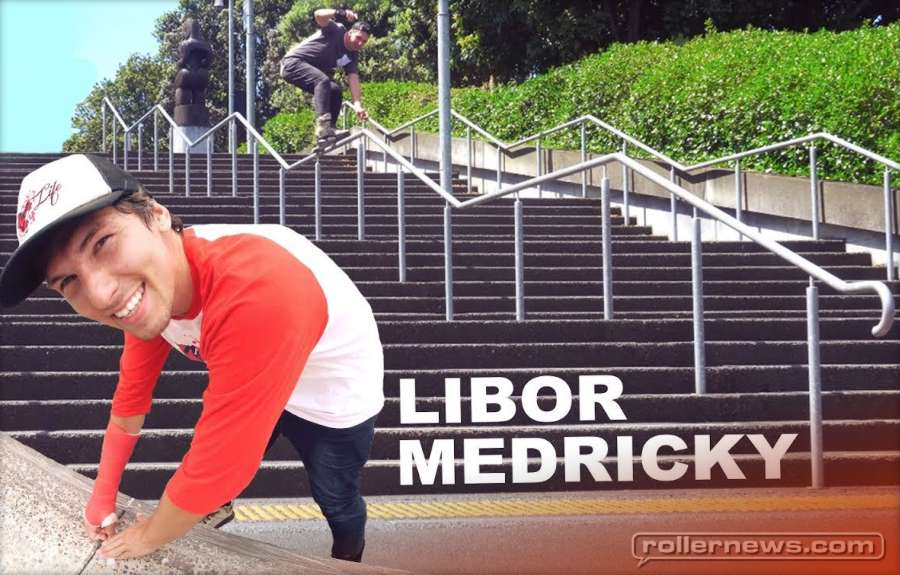 Libor Medricky - New Zealand (2018)