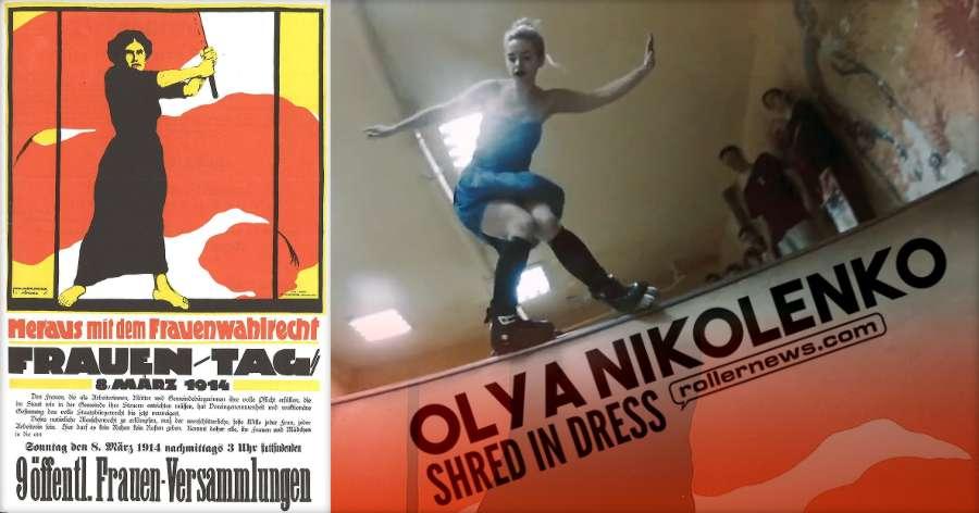 Olya Nikolenko - Shred in Dress (2018)