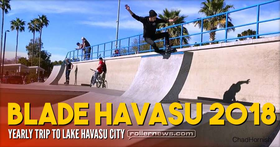 Blade Havasu 2018 (Florida) - Edit by Ryan Buchanan