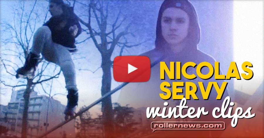Nicolas Servy (France) - Winter Clips (2018)