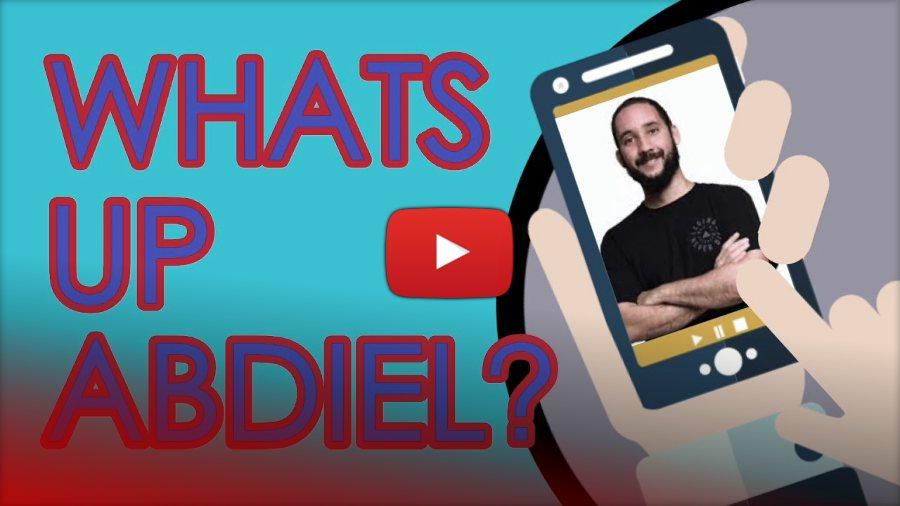 What's Up Abdiel Colberg? Skate Talk with Ricardo Lino