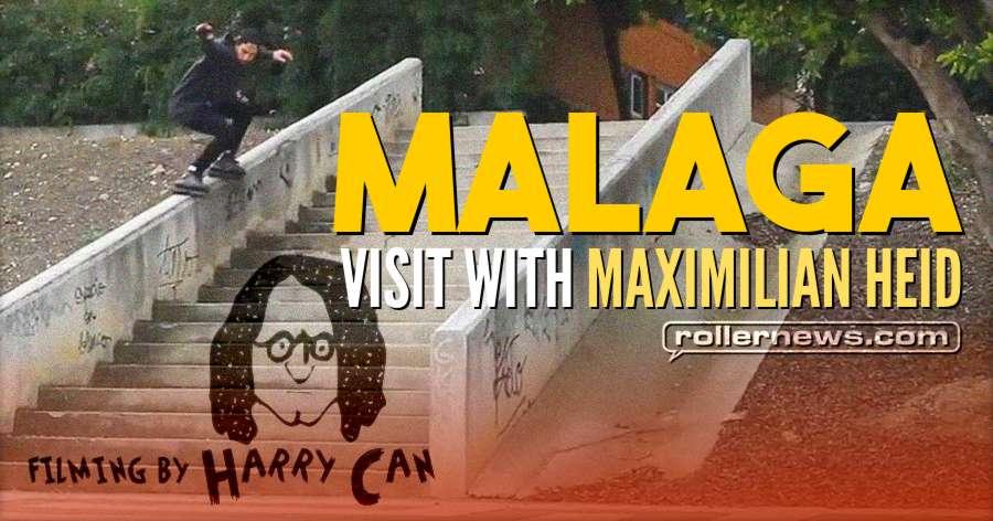 Malaga Visit with Maximilian Heid - Edit by Stephan Mohr