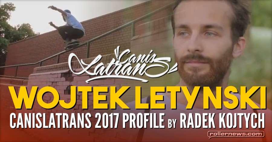 Wojtek Letynski - CanisLatrans 2017 Profile by Radek Kojtych