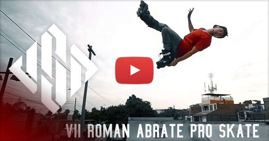 Usd VII Roman Abrate Pro Skate - Promo Edit (2018)