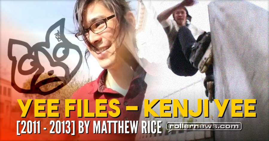 Yee Files - Kenji Yee (2011 - 2013) by Matthew Rice
