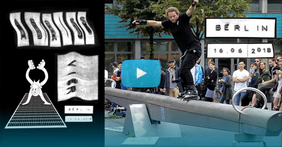 Abriss III (Berlin, Germany 2017) - Official Edit + Infos for the 2018 Edition of the Contest