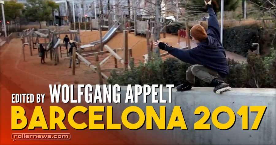 Barcelona 2017 by Wolfgang Appelt