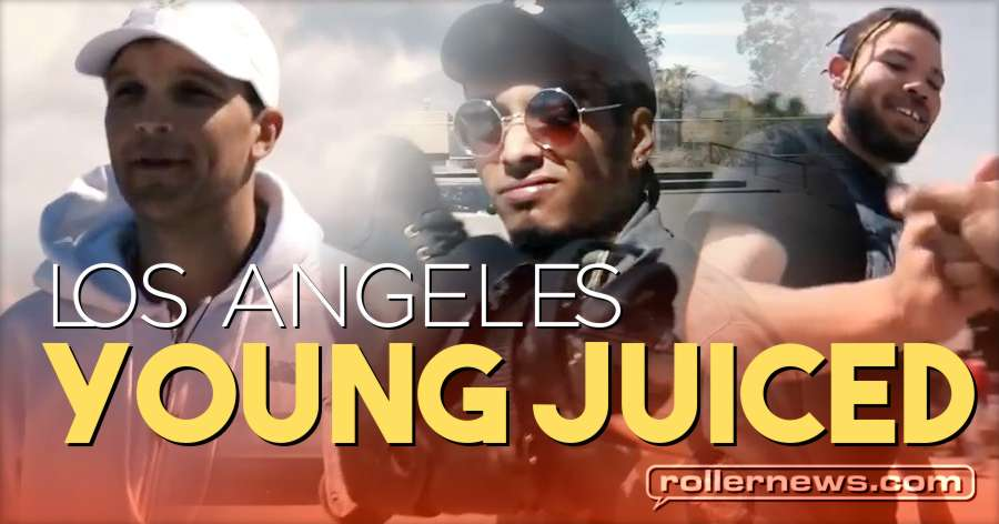 Young Juiced - Losangeles (2018)