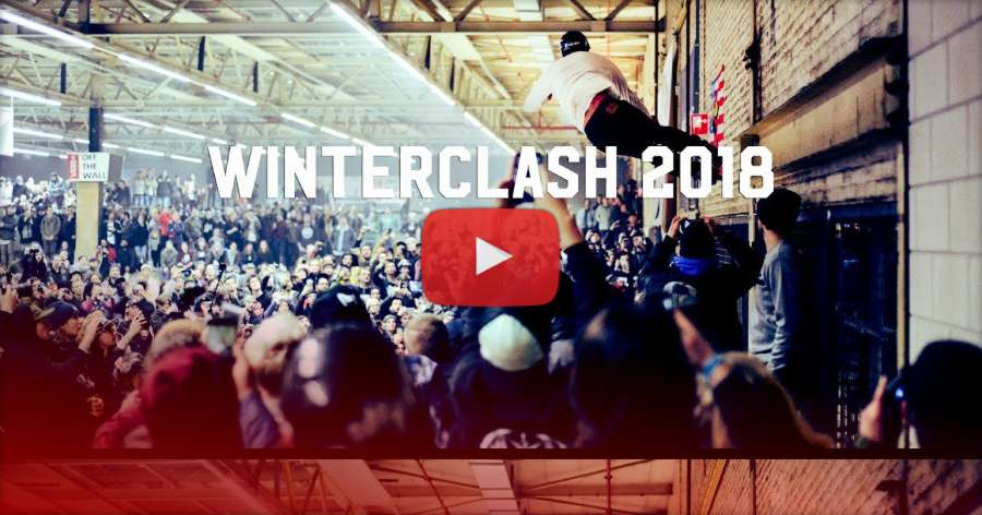 Winterclash 2018 by ONEblademag