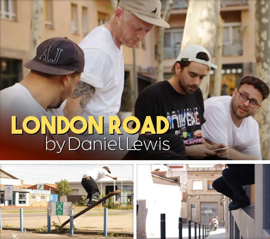 2017 - London Road, by Daniel Lewis
