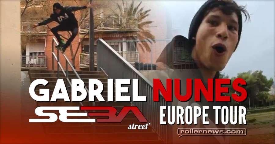 Gabriel Nunes - Europe Tour (2018)
