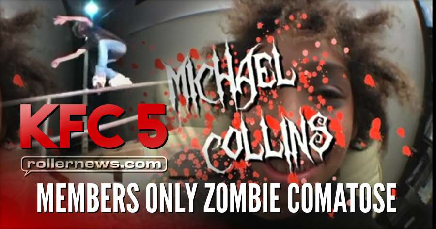 Michael Collins - KFC 5 'Members Only Zombie Comatose' (2006)