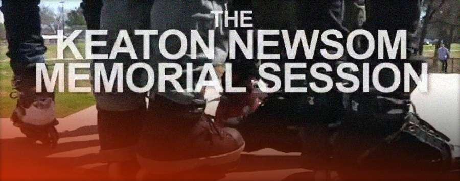 The Keaton Newsom Memorial Session (2018) by Anthony Medina