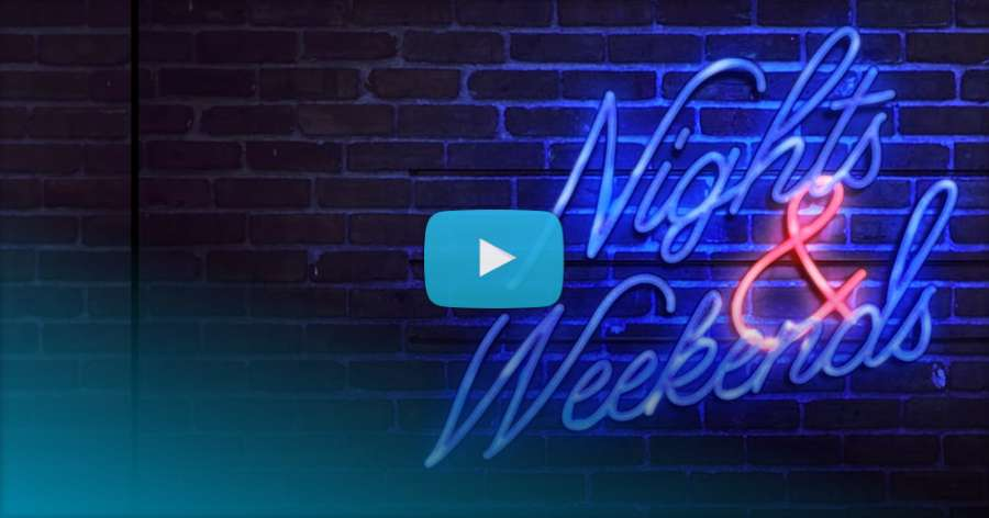 Nights & Weekends (NYC, 2017) by Mike Torres & Augusto Castillo - Official Trailer