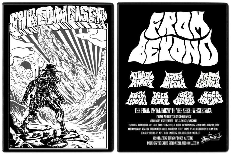 Shredweiser Presents 'From Beyond' - Video Now Available