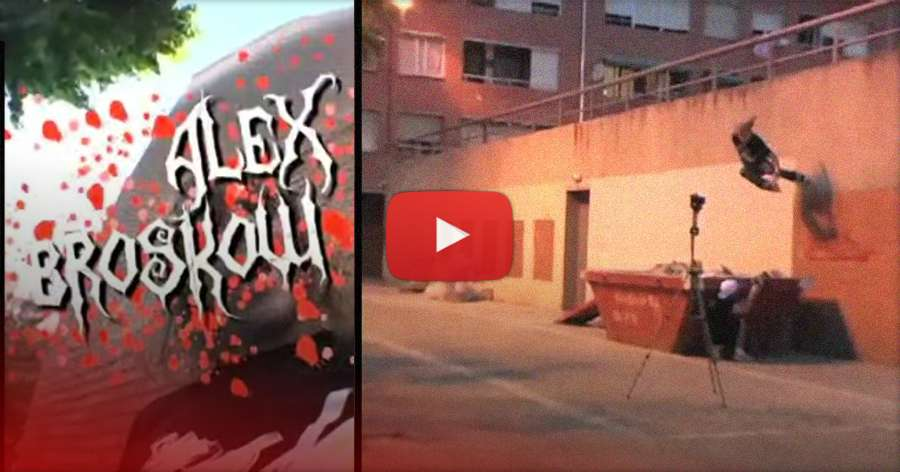 Alex Broskow - KFC 5 - Member's Only Zombie Comatose - Spain Section