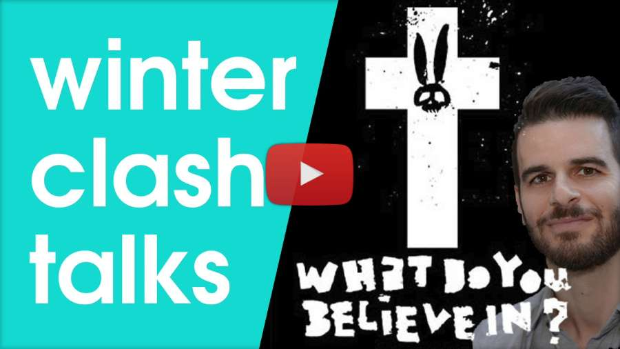Arlo Eisenberg Explains Everything About the Video 'What Do You Believe In' -  Winterclash 2018 Panel