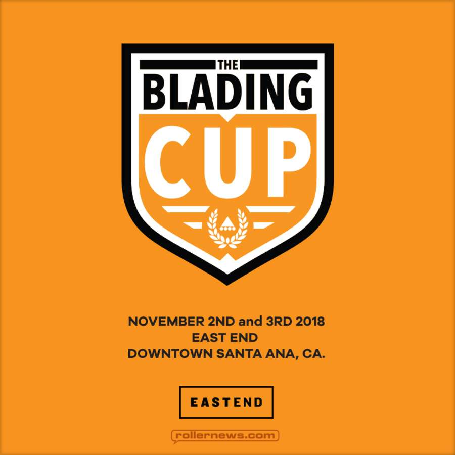 Blading Cup 2018 Dates Confirmed