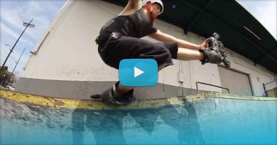Big Wheels Blading: David Jenkins for Flying Eagle Skates - Circolo Edit (2018)
