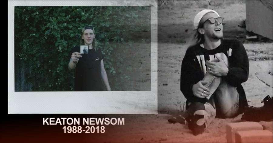 Keaton Newsom - a Celebration of His Life (2018) by Anthony Medina
