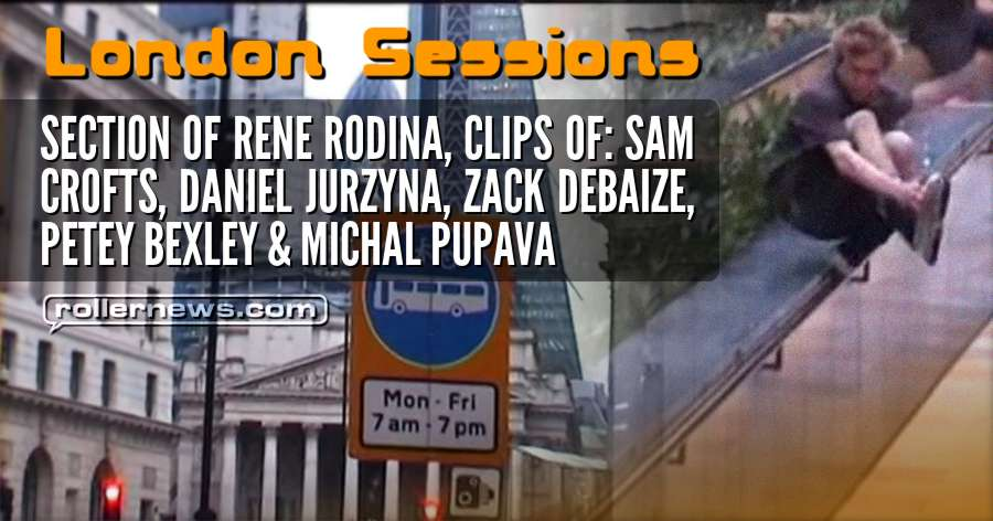 London Sessions 7 (2017-2018) by Michal Pupava, with Rene Rodina, Sam Crofts & Friends