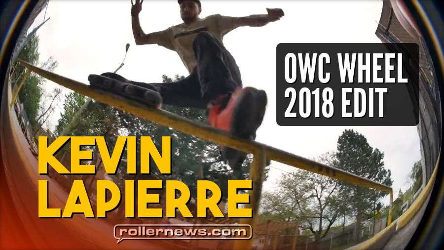 Kevin Lapierre - OWC Wheel, 2018 Edit