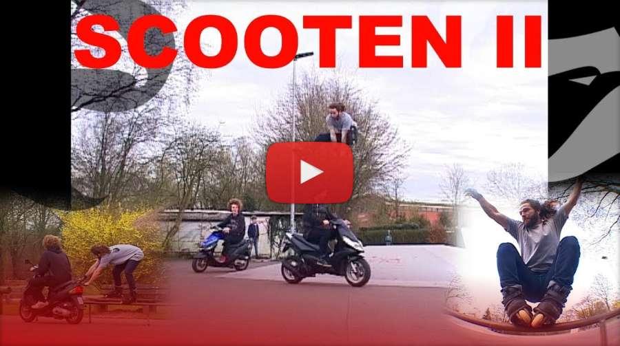 Borklyn Zoo - Scooten II (2018)