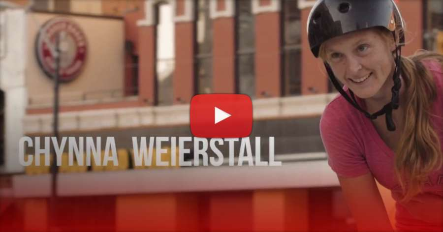 Chynna Weierstall - 15/16/17 by Al Dolega