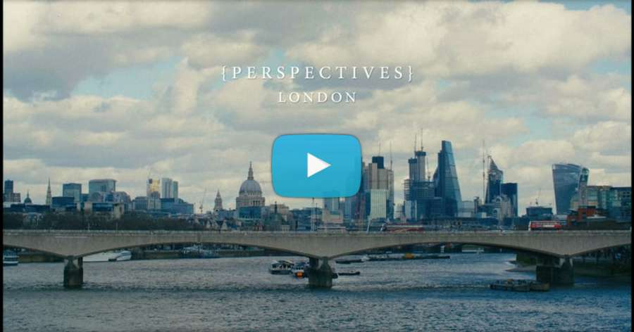 {PERSPECTIVES} : LONDON - by Dom West