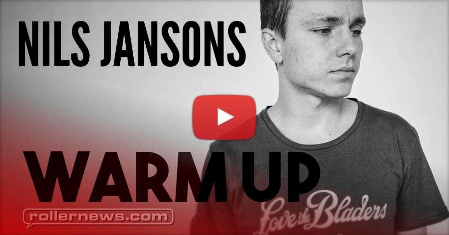 Nils Jansons - WARM UP // Eskilstuna, Sweden 2018 - by Kaspars Alksnis