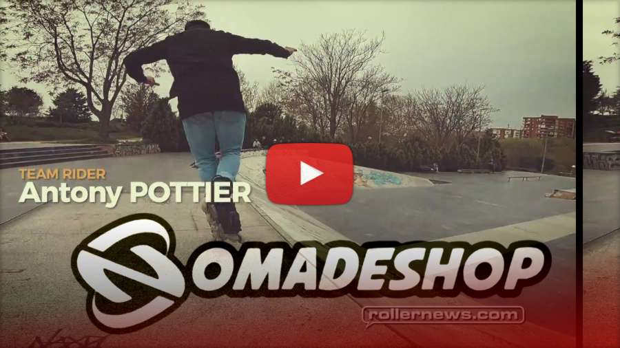 Nomadeshop Team Riders in Madrid (2018) - Teaser