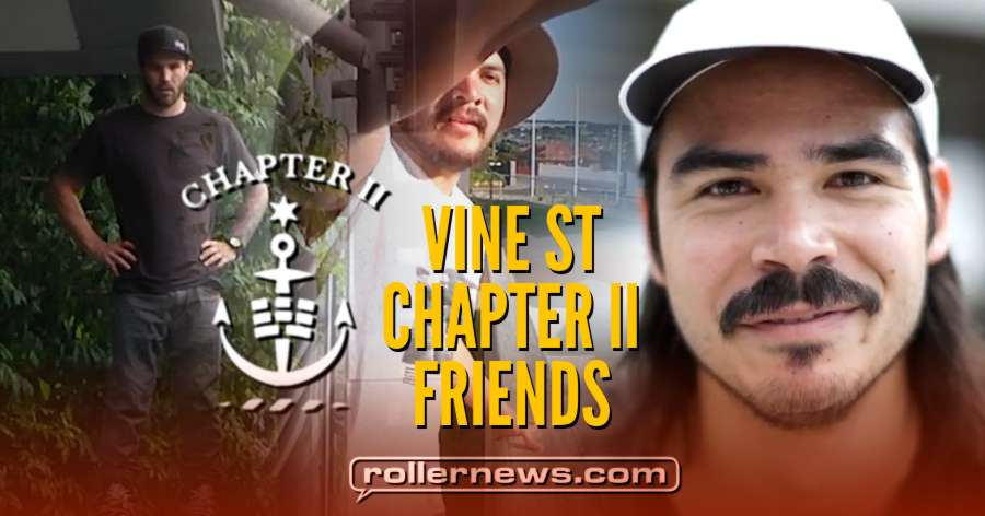 Vine St Chapter II - Friends Section by Dom West
