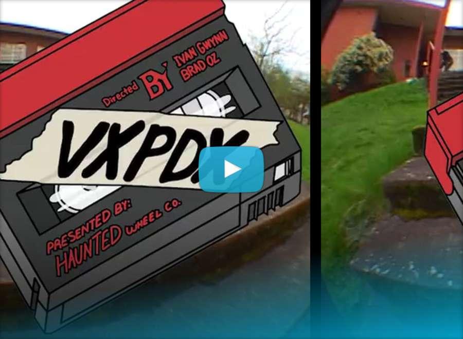Haunted - VXPDX Trailer II (2018) by Ivan Gwynn & Brad Oz