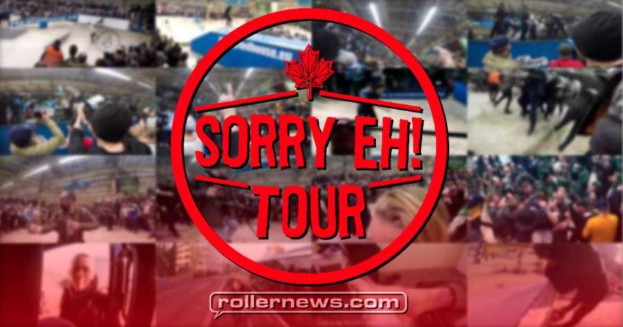 Sorry Eh! Tour (2018) by Matt Garrity