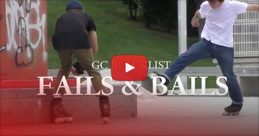 Nils Jansons - Fails & Bails in Barcelona (Spain) - Ground Control (2017)