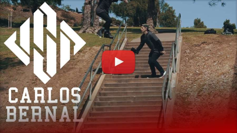 Carlos Bernal - California Trip 2018 - USD Skates