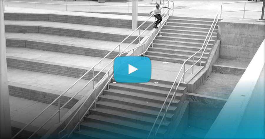 Trick of the day: Chad Hornish - S1ngl3 (2018)