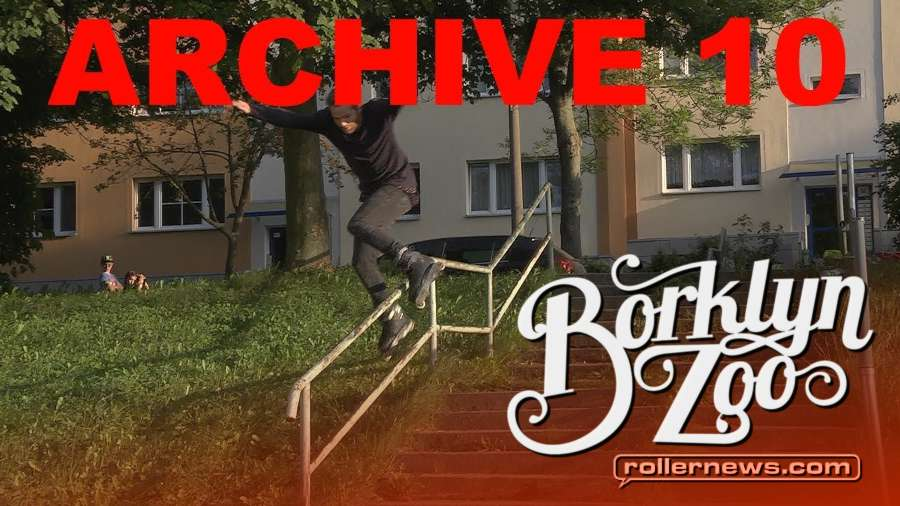 Eugen Enin - Borklyn Zoo, Shaolin Sessions | Archives