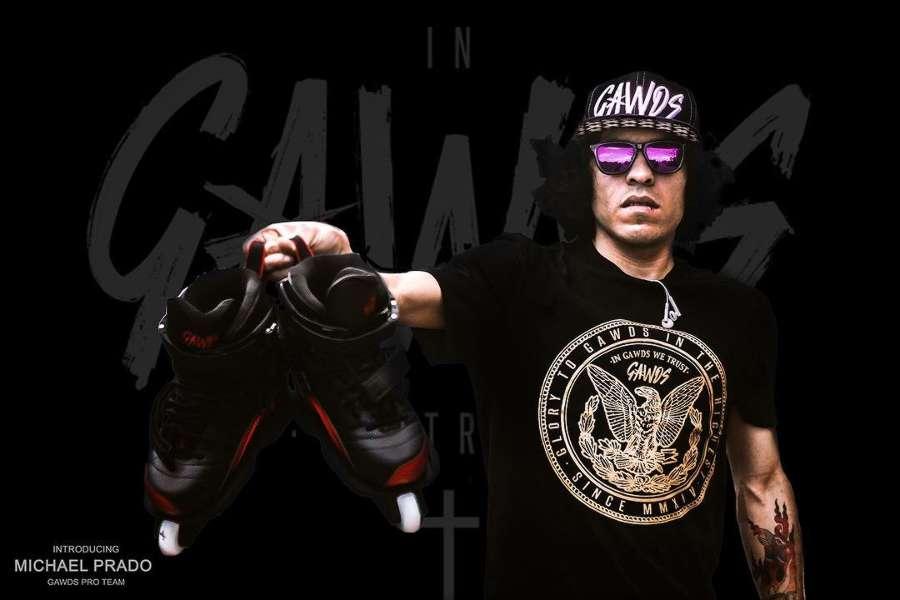 Introducing Michel Prado - Gawds Pro Team