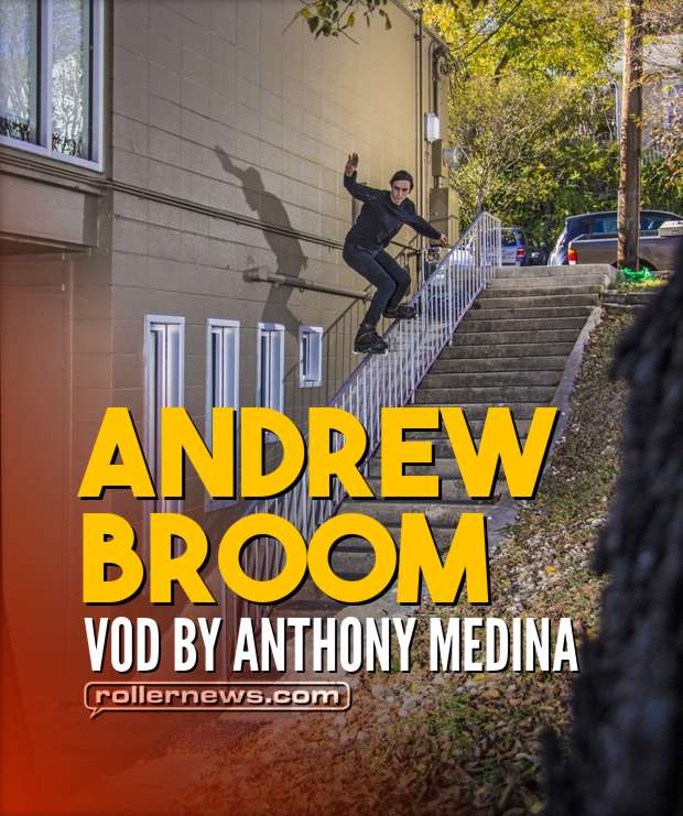 Andrew Broom - VOD by Anthony Medina
