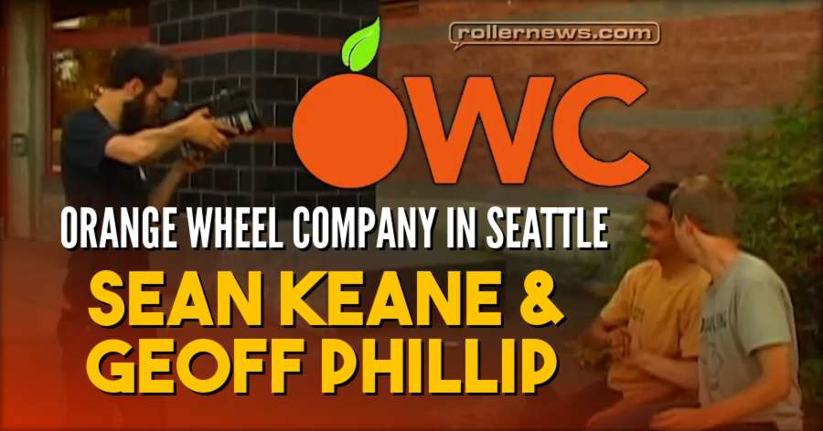 OWC in Seattle - Sean Keane and Geoff Phillip (2018)