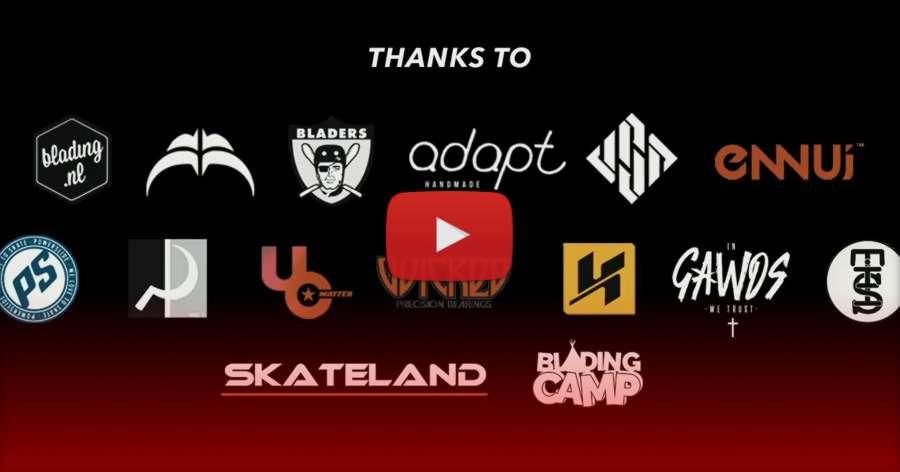 Inline Junior Battle 2018 (Skateland Rotterdam) - Edit by Jeff Hofstede