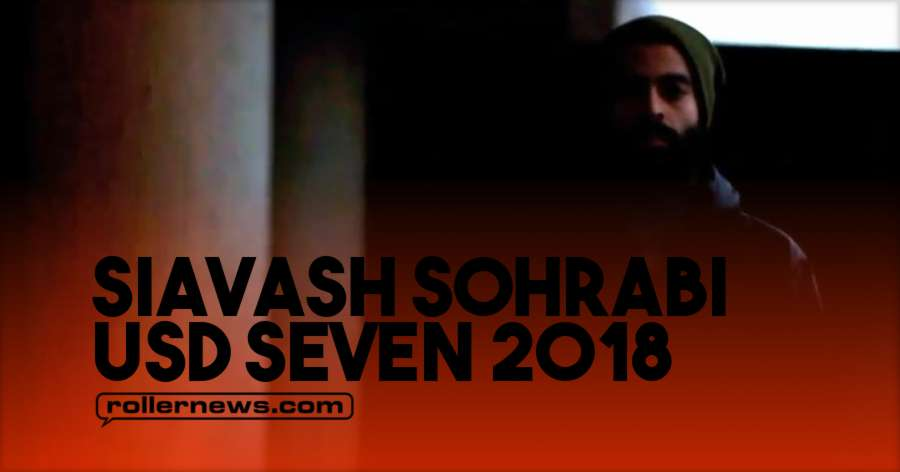 Siavash Sohrabi - 2018 USD SEVEN Teaser