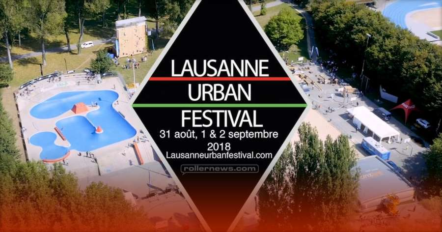 Urban Festival 2018 (Lausanne, Switzerland) - Teaser