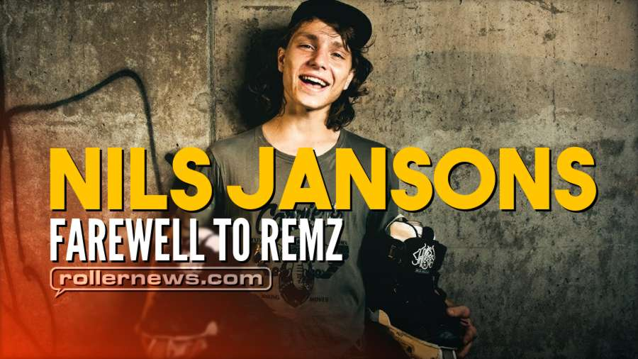 Nils Jansons - Farewell to Remz (June 2018)